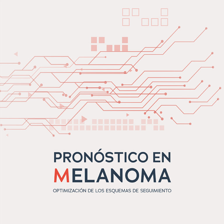 pronóstico en melanoma