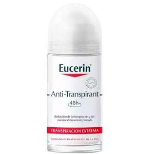 Roll on de Eucerin antitranspirante intensivo