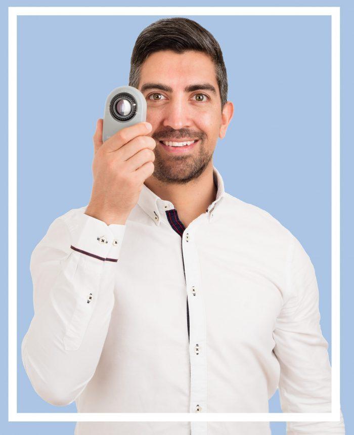 Sebastian Podlipnik dermatólogo, detección precoz cáncer de piel